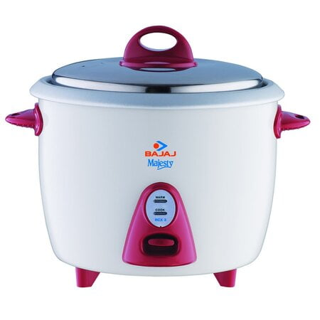 BAJAJ RICE COOKER RCX 3